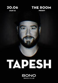 20/06 Одесса, Bono Beach Club - TAPESH