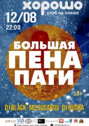 12/08 Севастополь, Хорошо - Пена